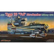 """1:72 AICHI TYPE 99 """"VAL"""" DIVE-BOMBER MIDWAY 1942"""