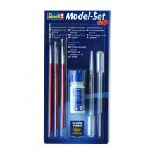 Model Set Plus Painting Accesories