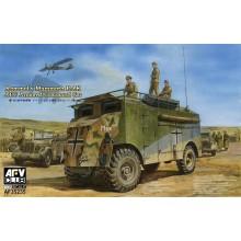 1:35 Rommel's Mammoth DAK AEC Armored Command Car