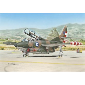 "1:48 T-2 Buckeye ""Camuflaged Trainer"""