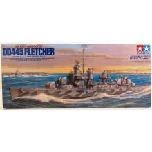 U.S. NAVY DESTROYER DD445 FLETCHER