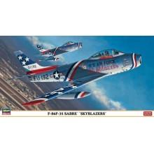 F-86F-35 Sabre 'Skyblazers'