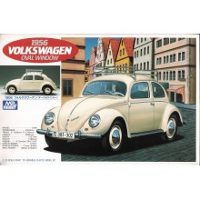 1956 VOLKSWAGEN OVAL WINDOW 1/24