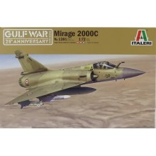 MIRAGE 2000C - GULF WAR 25TH ANNIVERSARY 1:72