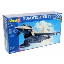 EUROFIGHTER TYPHOON TWIN SEATER 1:48