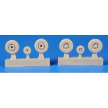 1:72 MIRAGE F.1 WHEELS SET