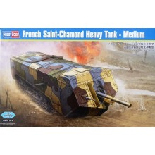 1:35 French Saint-Chamond Heavy Tank - Medium