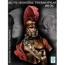 Leonidas, Thermopylae 480 BC