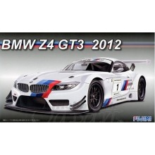 1:24 BMW Z4 GT3 2012 WITH ETCHING PARTS