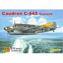 1:72 CAUDRON C-455 LUFTWAFFE