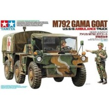 1:35 AMBULANCE GAMA GOAT