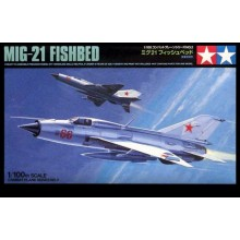 1:100 MiG-21 'Fishbed'