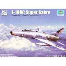 1:72 F-100C Super Sabre