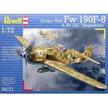 FOWKE WULF 190 F-8 1:72