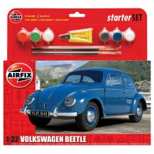 VW Beetle Starter Set 1:32