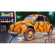 GERMAN STAFF CAR TYPE 82E 1:35