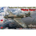 1:48 Curtiss P-40C Hawk 81-A2 Fighter - AVG Flying Tigers