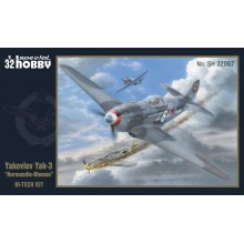 "Yakovlev Yak-3 ""Normandie-Niemen"" HI-TECH"