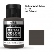Jet Exhaust Metal Color 32ml