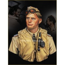 LUFTWAFFE PILOT North Africa WWII