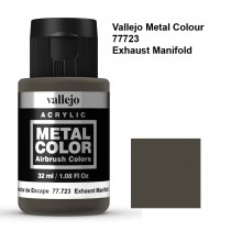 Exhaust Manifold Metal Color 32ml