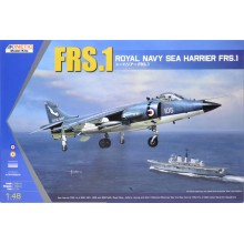 1:48 ROYAL NAVY SEA HARRIER FRS1