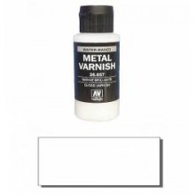 Gloss Metal Varnish 32ml