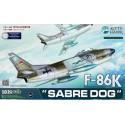 1:32 NATO F-86K Sabre Dog Export Interceptor