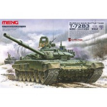 1:35 RUSSIAN MAIN BATTLE TANK T-72B3