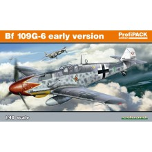 Bf 109G-6 early version 1:48