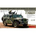 1:35 Russian Armored High-Mobility Vehicle GAZ-233014 STS Tiger