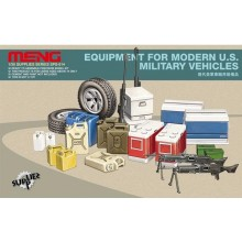 1:35 Equipment for modern U.S. Military vehicles