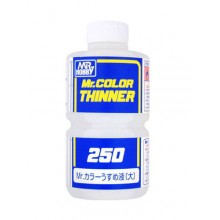 Mr Color Thinner 250 ml Enamel