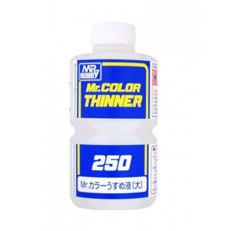 Mr Color Thinner Aqueous Hobby 110 ml