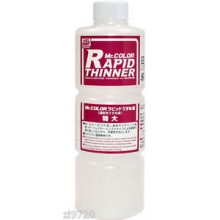 Mr Color Rapid Thinner 400 ml Enamel