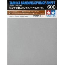 Abrasivos tipo esponja Tamiya 600
