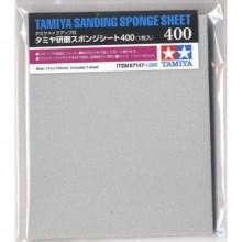 Tamiya Sanding Sponge Sheet - 400