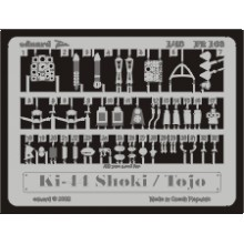 Ki-44 Tojo 1/48