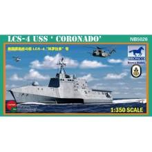 USS Coronado (LCS-4) 1:350