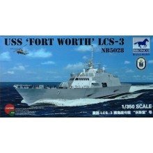 USS Fort Worth (LCS-3) 1:350