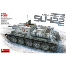 1:35 SU-122 Early Production