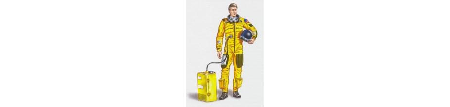 Pilots / Figures