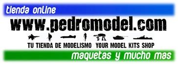 www.pedromodel.com